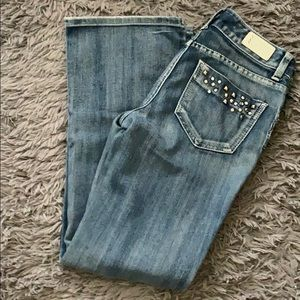 🦋Host Pick X2🦋 Inc Denim Size 2P Boot Leg Jeans